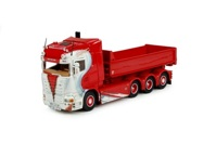 Scania R-Streamline Highline rigid truck with hookarm container Johnsson, Glen  (арт.  69332)