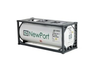 20ft Iso tankcontainer Newport (арт. 75529)