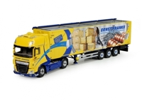 DAF EURO 6 XF SUPER SPACE CAB WITH CARGO FLOOR TRAILER FRANKE, ERNST (АРТ. 70409-В)