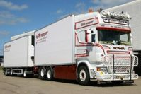 SCANIA R Topline  ESB Transport  (арт.  10169)