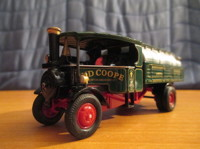 Foden Steam Wagon with Tank-Ind-Coope  (арт.  80204)