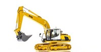 Liebherr R 916 Advanced Crawler Excavator Gorissen  (арт. 685-17)