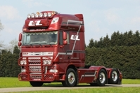 DAF XF 105 Super Space Cab   L&L Transport  (арт.  05-0003)