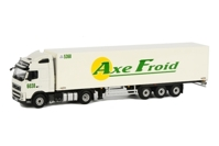 VOLVO FH2 Globetrotter  CE STG - Axe Froid  (арт.  9606)