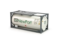 20ft ISO tankcontainer Newport  (арт.  67961)