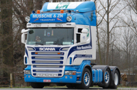 SCANIA R Highline  Peter Mussche  (арт.  01-1046)