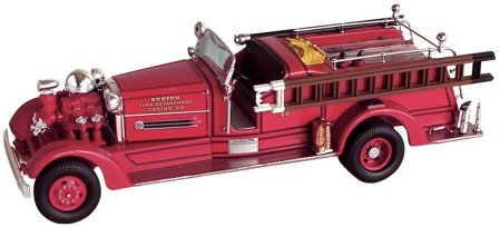 AHRENS FOX PISTON PUMPER  - ENGINE 50 BOSTON  (арт.  US52606)
