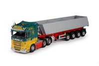 Scania R-Streamline Highline with 4 axle tipper trailer Svith, Gert  (арт. 69600)