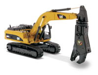 330D L Hydraulic Excavator w/ Shear Cat (арт. 85277)