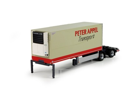2-axle city slider trailer  Appel, Peter  (арт. 71594)