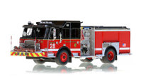 CHICAGO FIRE DEPARTMENT E-ONE ENGINE 28 (арт. FR039-28)