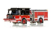CHICAGO FIRE DEPARTMENT SPARTAN ENGINE 38 (арт. FR024-38)