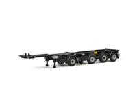 BROSHUIS 2CONNECT COMBI TRAILER 1+3 AXLE (арт. 03-2020)
